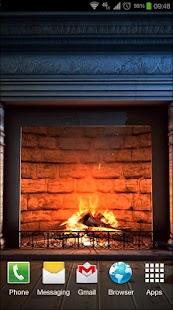 fireplace-3d-pro-screenshot-1