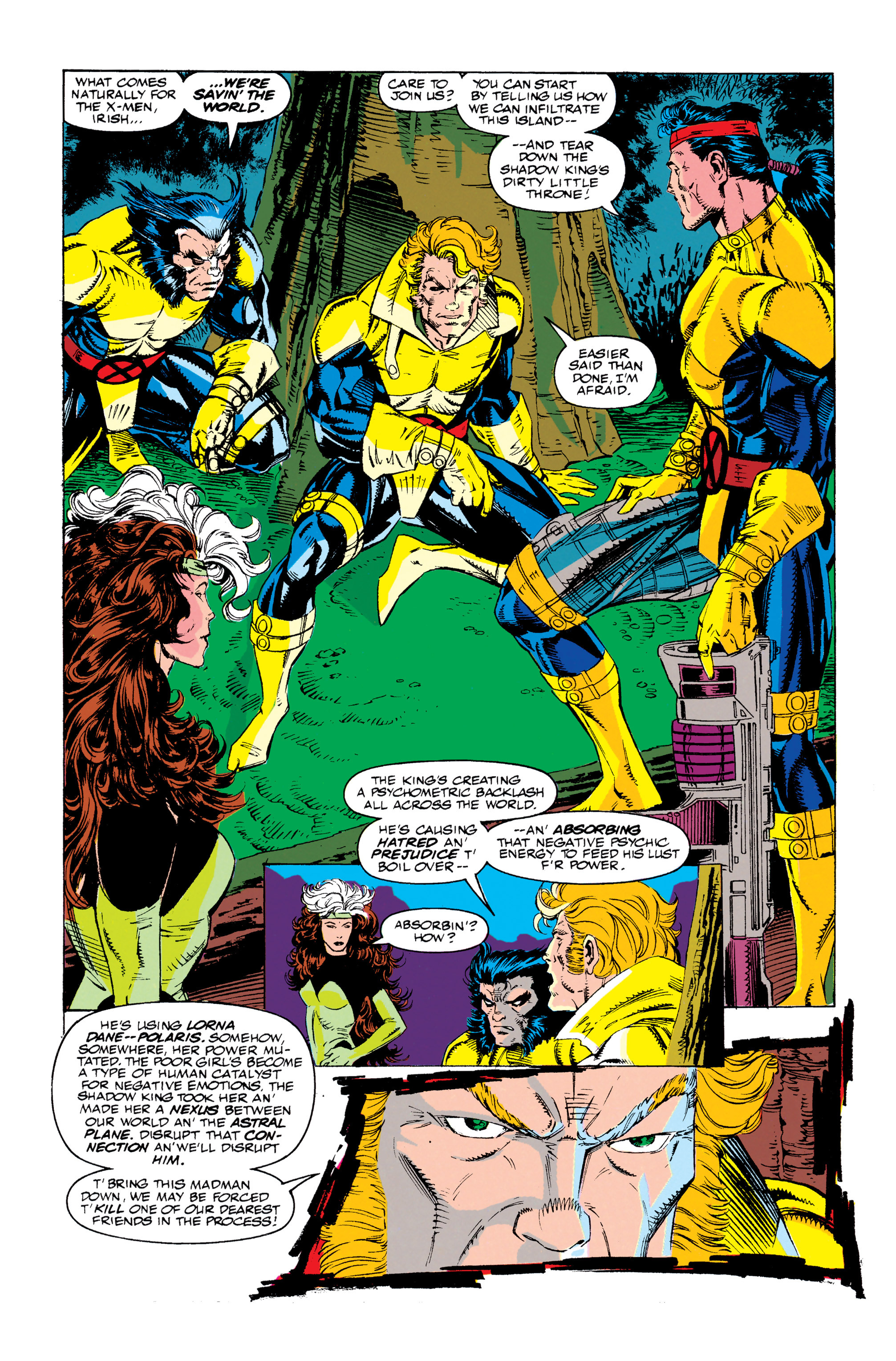 Read online X-Factor (1986) comic -  Issue #69 - 11