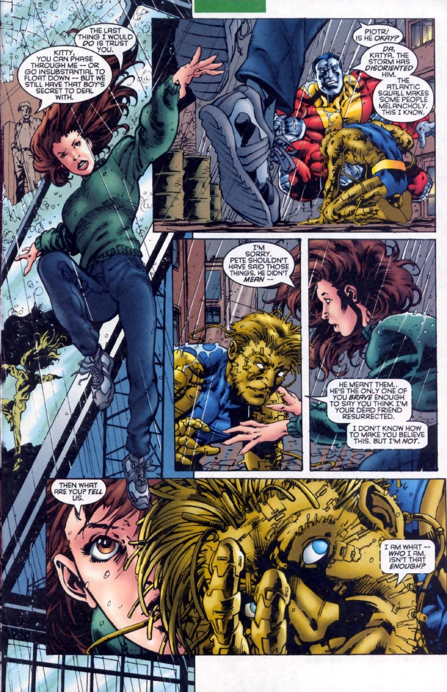 Excalibur (1988) issue 104 - Page 11