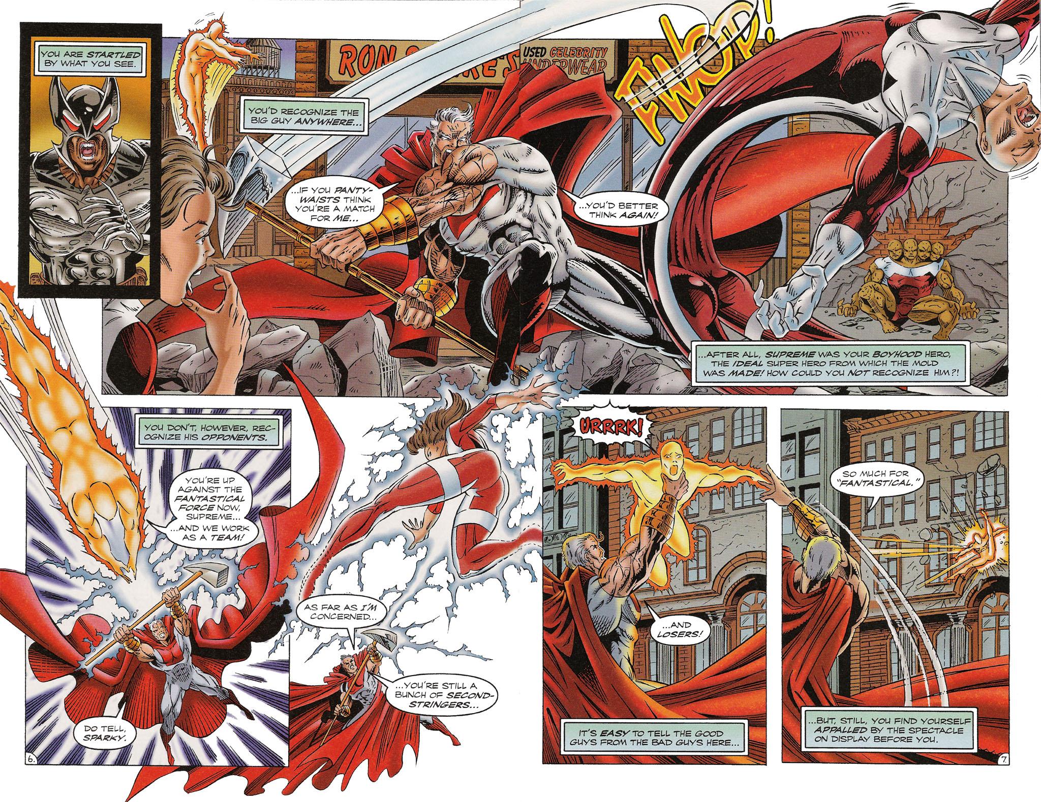 Read online ShadowHawk comic -  Issue #16 - 6