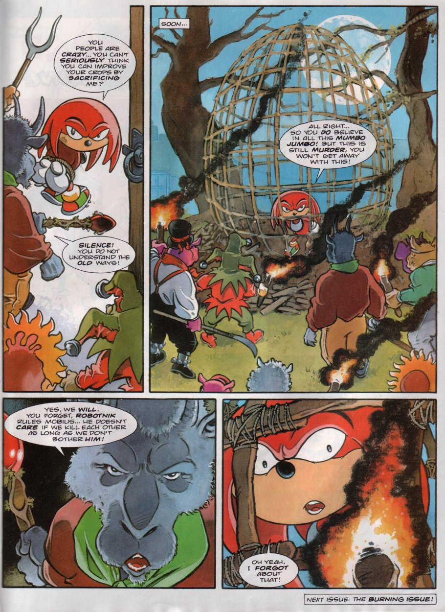 Read online Sonic the Comic comic -  Issue #85 - 16
