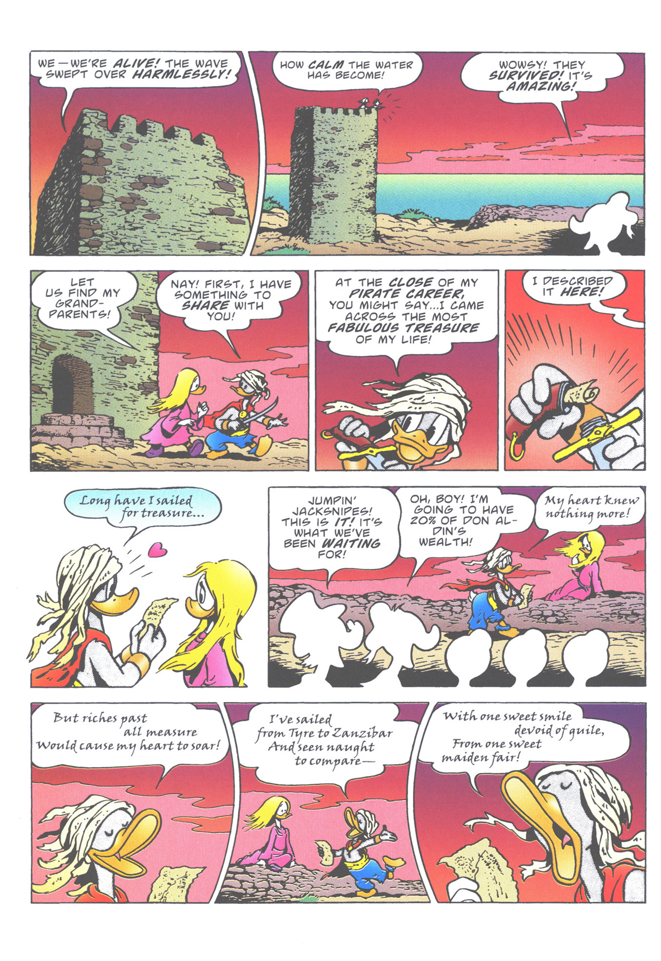Read online Uncle Scrooge (1953) comic -  Issue #363 - 32