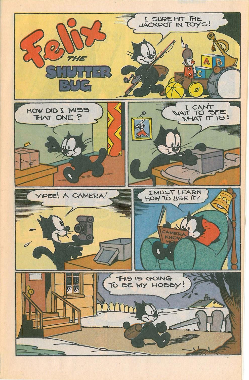 Read online Felix the Cat comic -  Issue #4 - 3