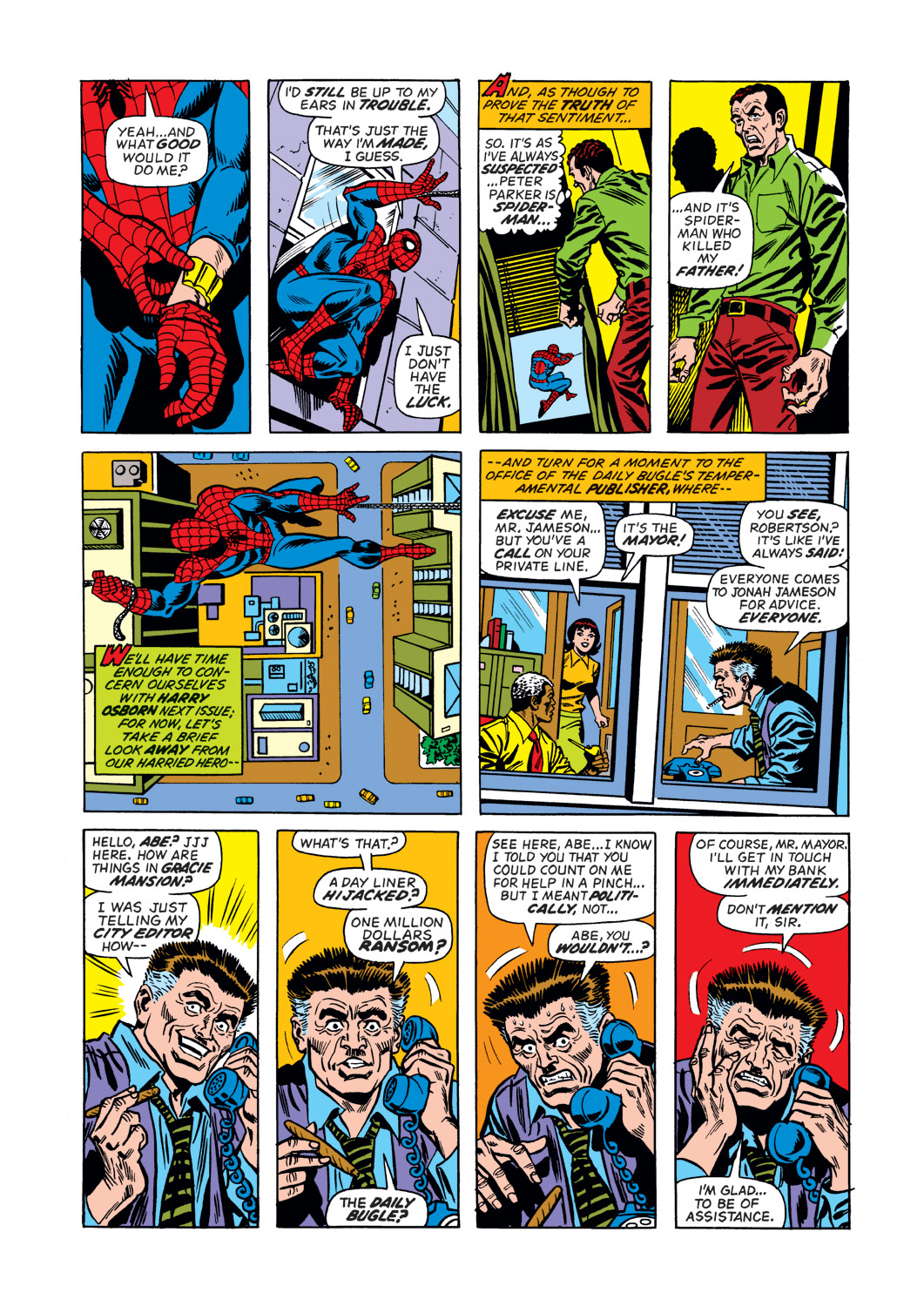 The Amazing Spider-Man (1963) 134 Page 12
