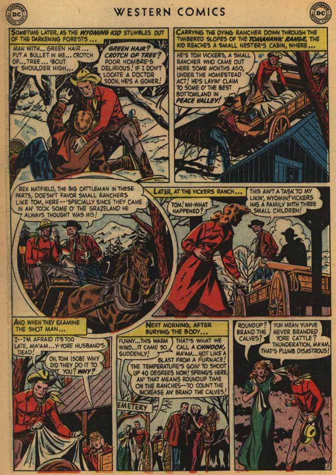 Western Comics issue 30 - Page 4