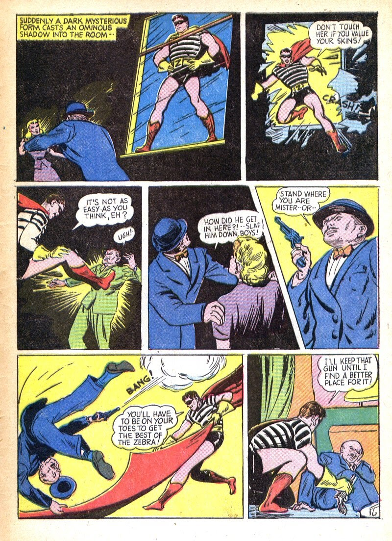 Green Hornet Comics issue 7 - Page 55