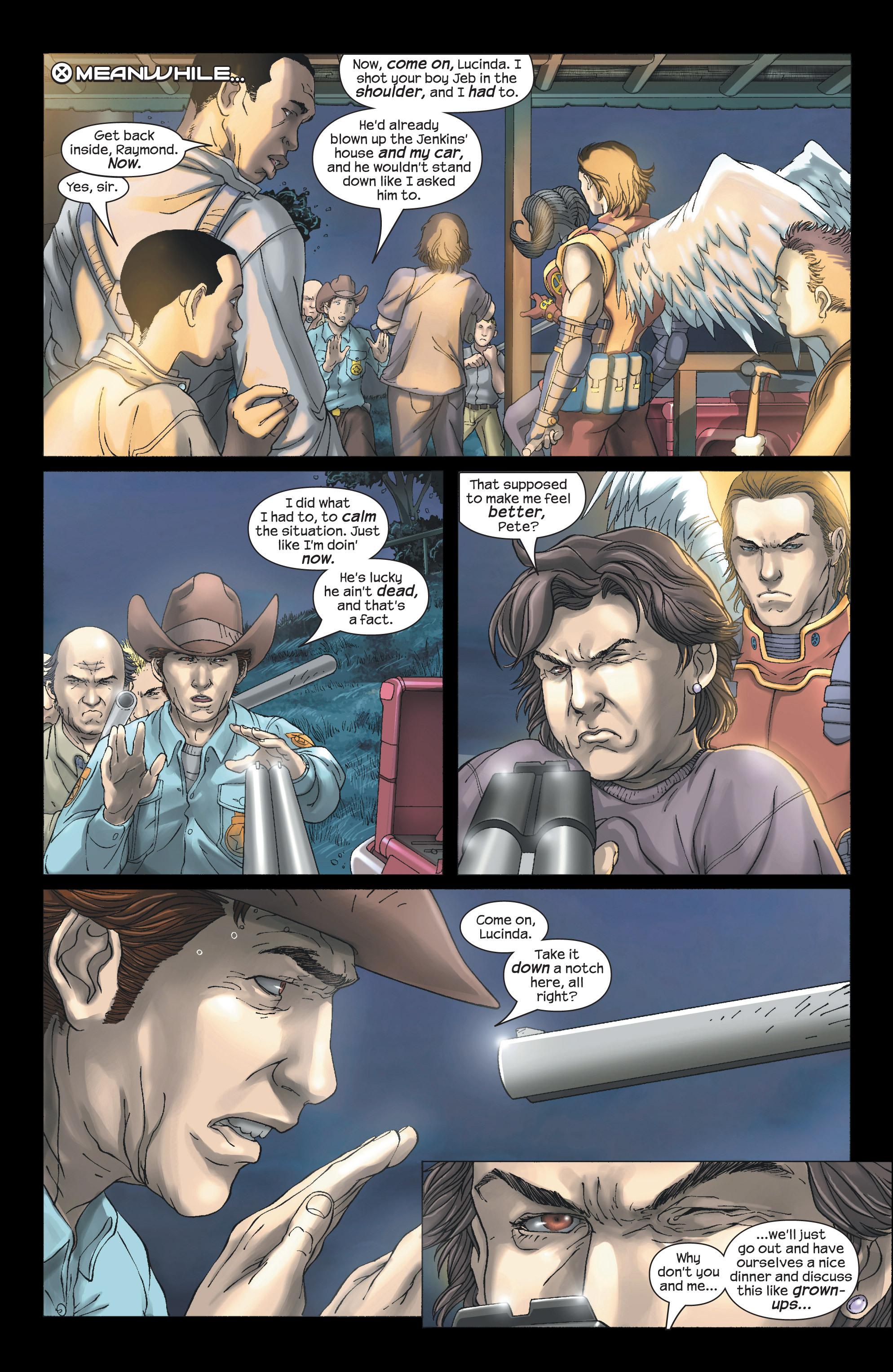 Read online Uncanny X-Men (1963) comic -  Issue #438 - 10