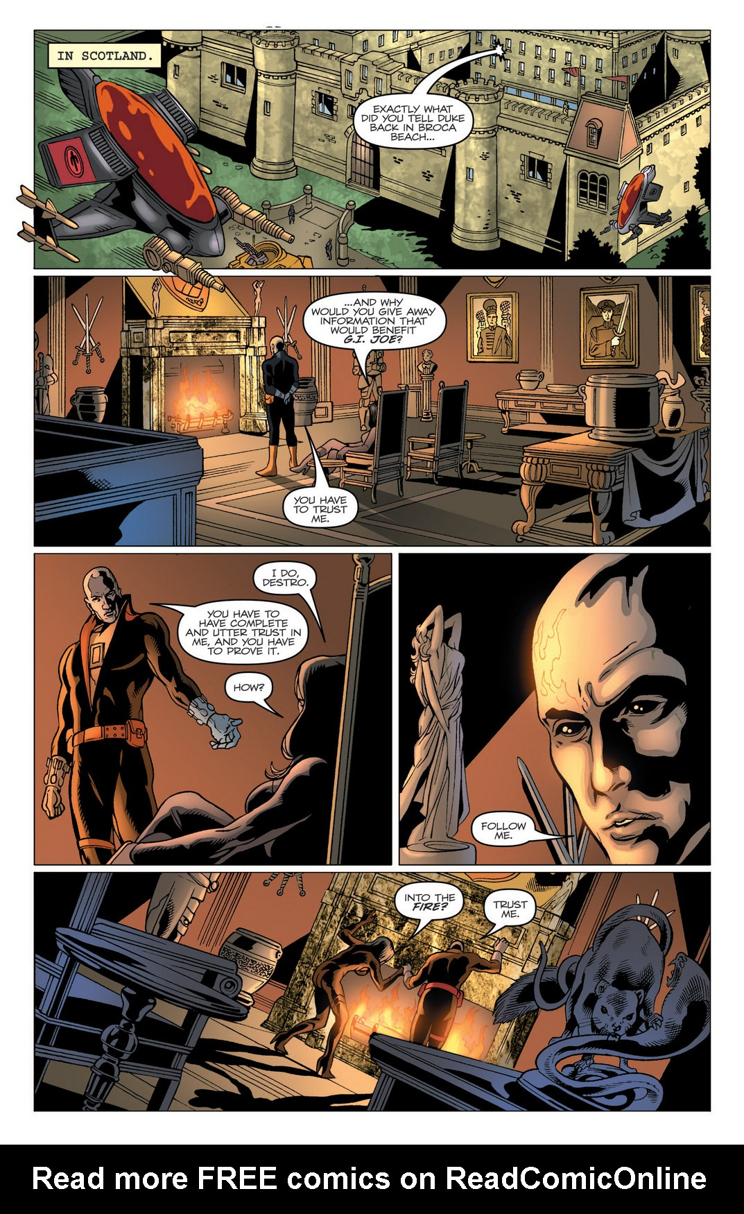 G.I. Joe: A Real American Hero 180 Page 16