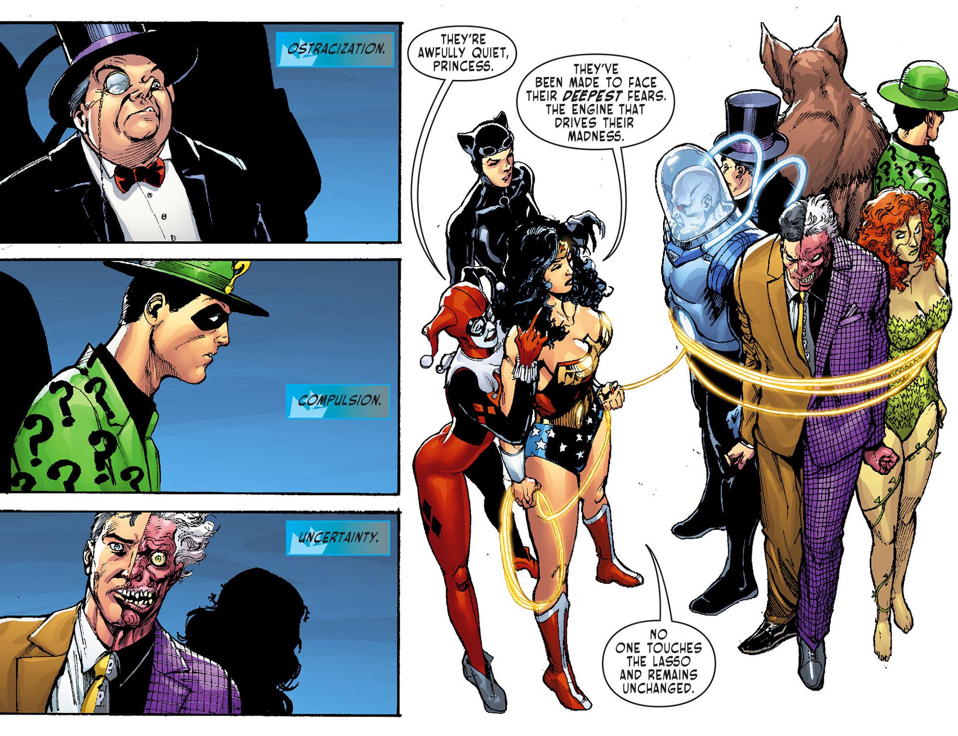 Read online Sensation Comics Featuring Wonder Woman comic -  Issue #2 - 17