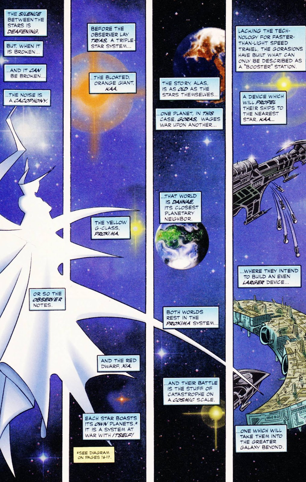 Read online The Alliance comic -  Issue #1 - 4