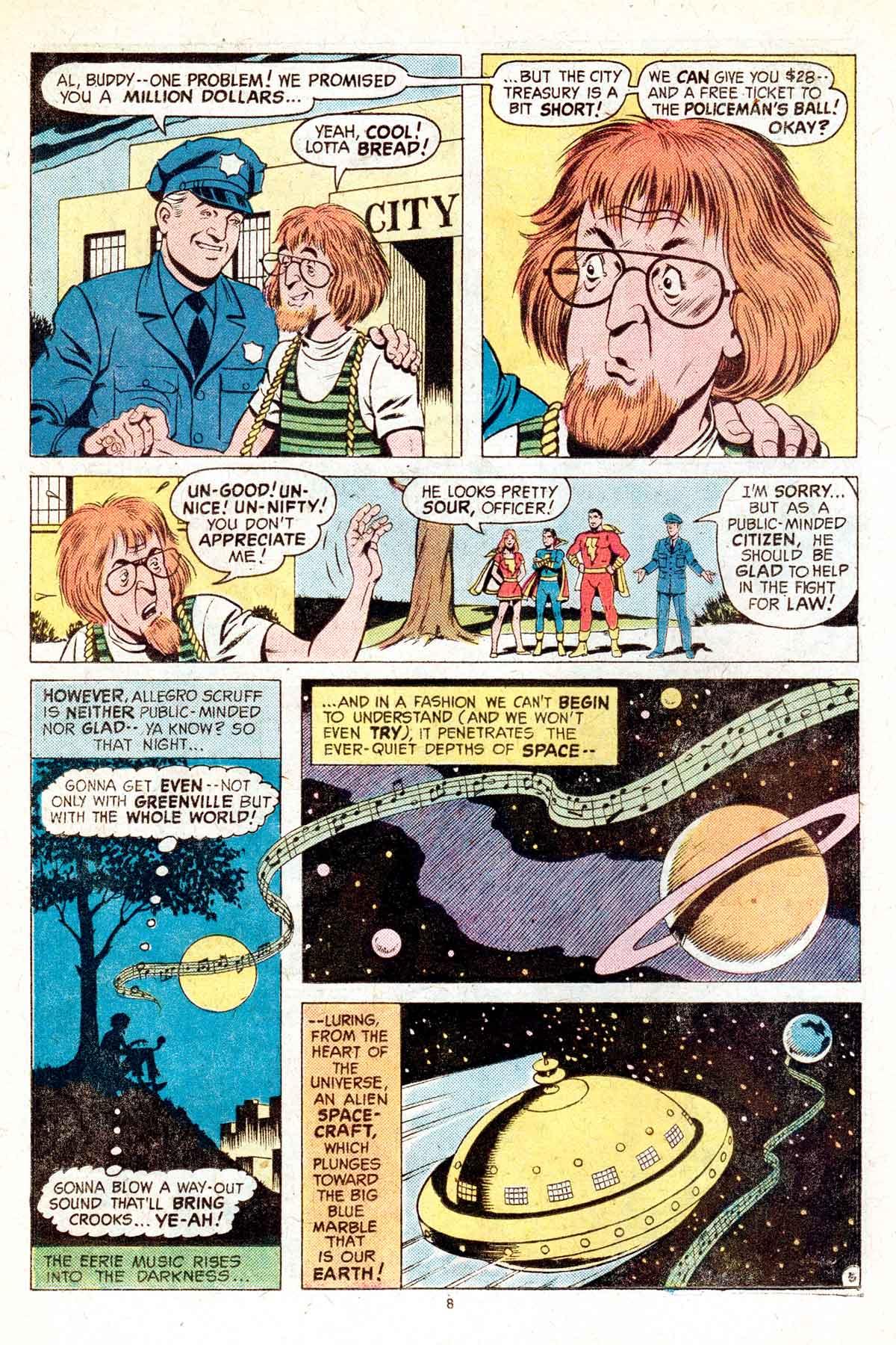 Read online Shazam! (1973) comic -  Issue #17 - 8