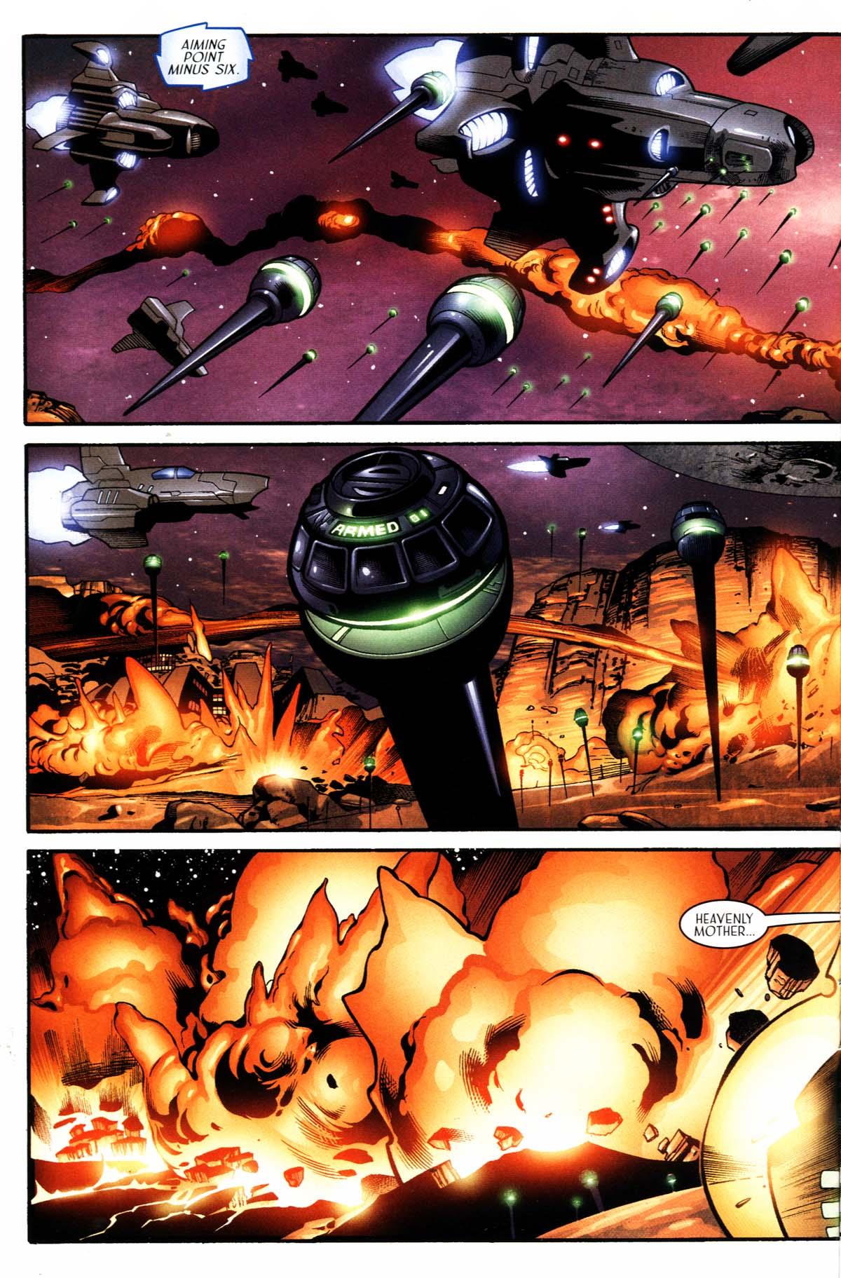 Read online Sigil (2000) comic -  Issue #23 - 20