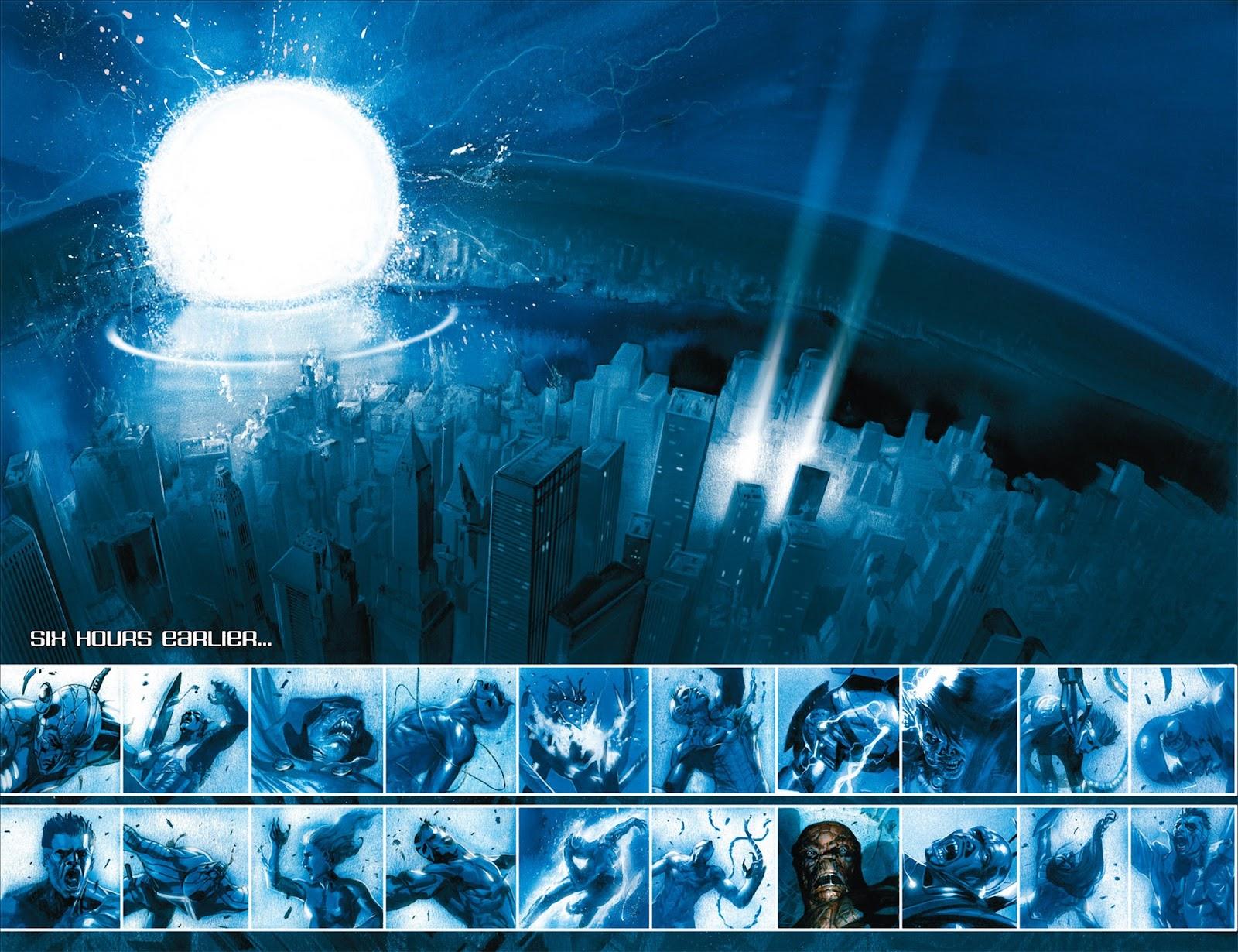 Read online Secret War comic -  Issue #5 - 6