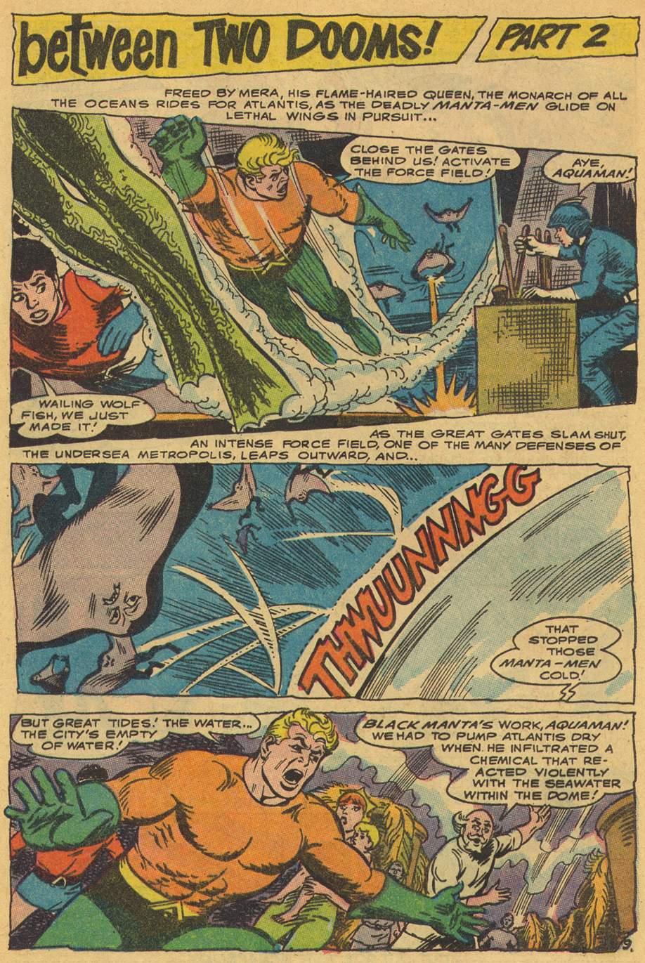 Read online Aquaman (1962) comic -  Issue #35 - 12