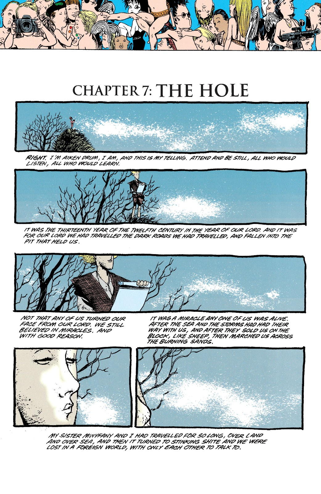 Read online The Children's Crusade comic -  Issue # _TPB (Part 1) - 47