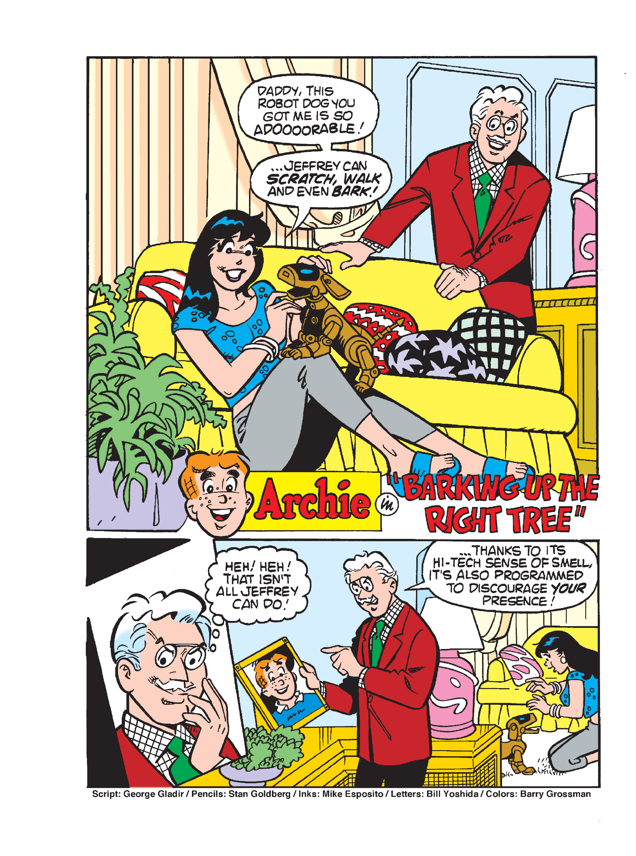 Read online Archie's Funhouse Double Digest comic -  Issue #15 - 79