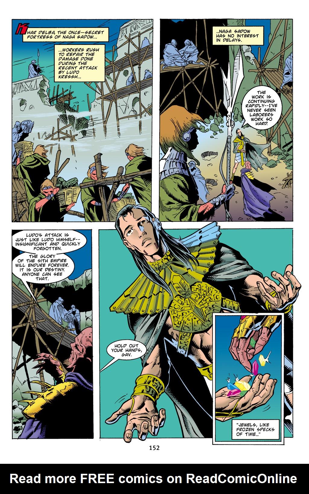 Read online Star Wars Omnibus comic -  Issue # Vol. 4 - 147
