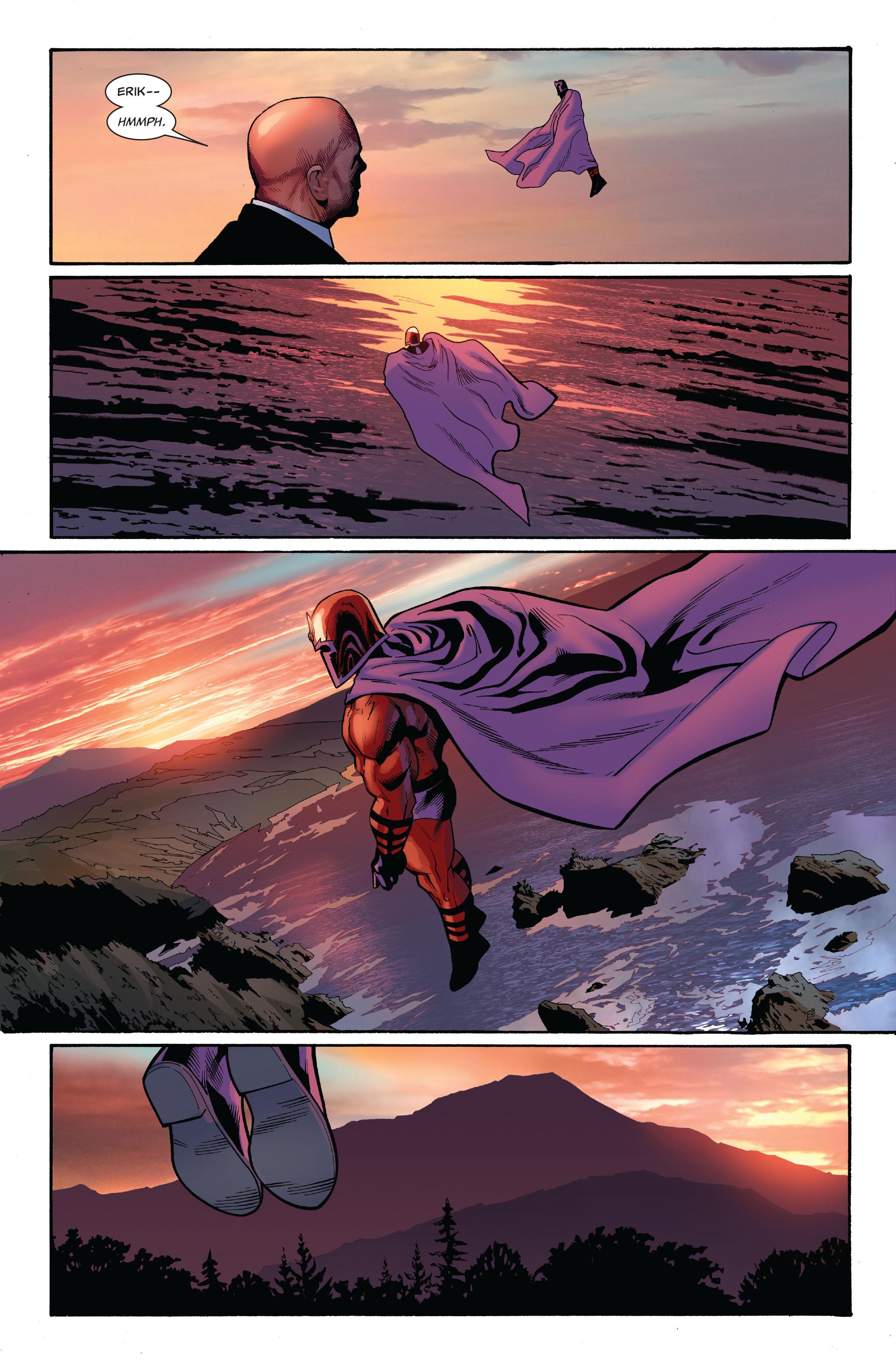 Read online Uncanny X-Men (1963) comic -  Issue #520 - 19