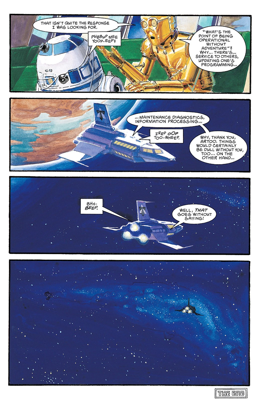 Read online Star Wars Legends Epic Collection: The Empire comic -  Issue # TPB 5 (Part 5) - 33