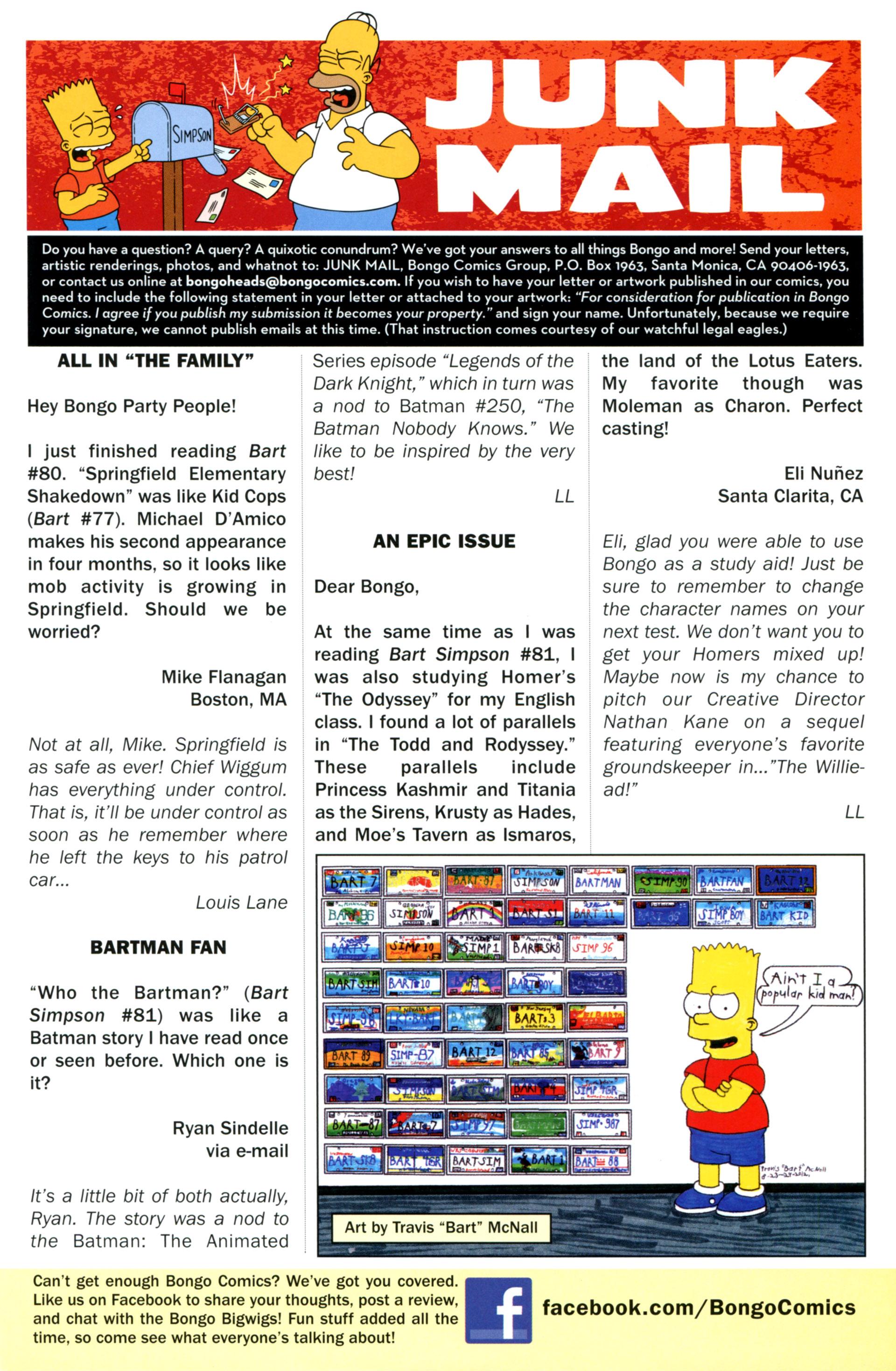 Read online Simpsons Comics Presents Bart Simpson comic -  Issue #83 - 29