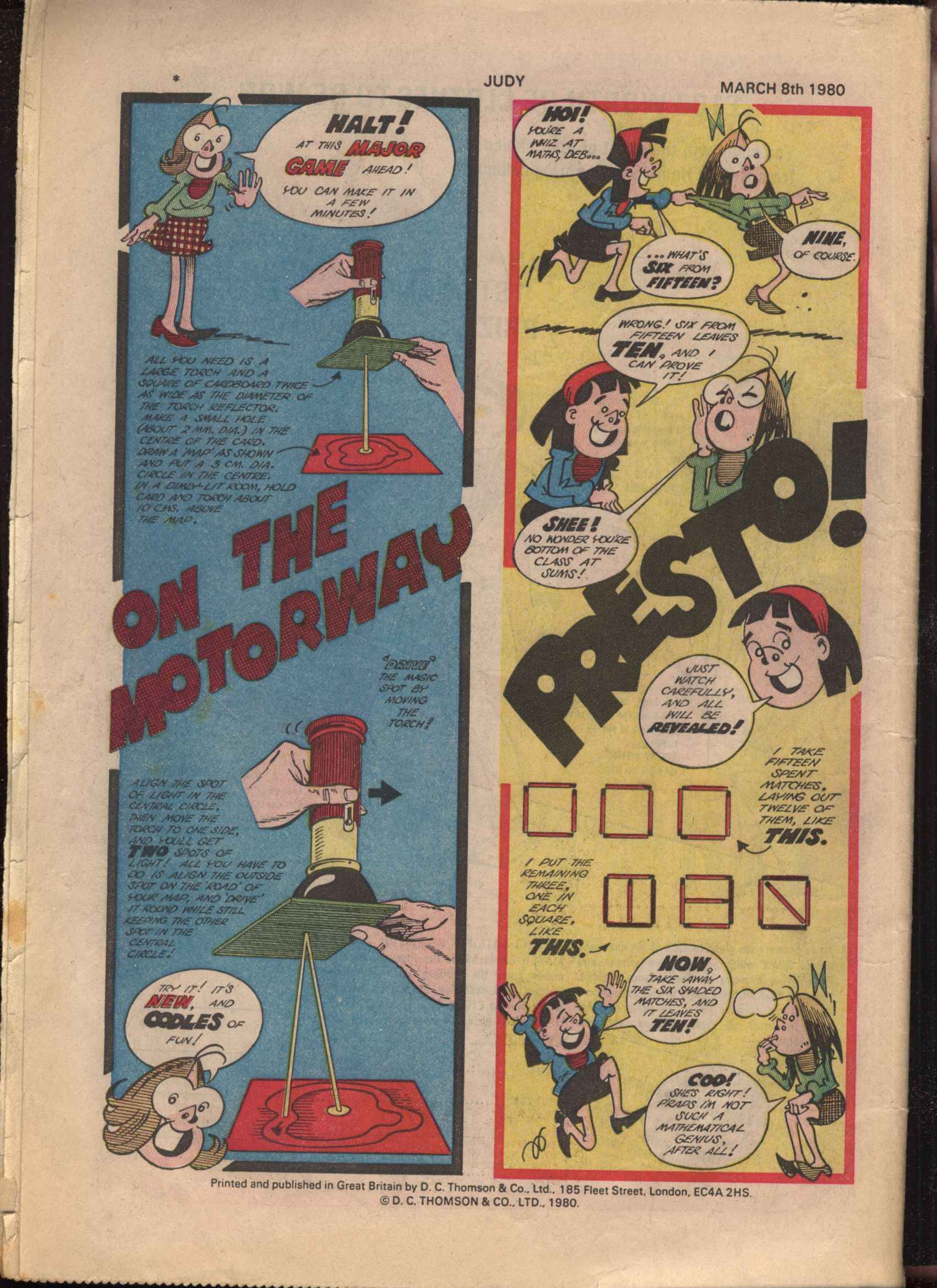 Read online Judy comic -  Issue #1052 - 32