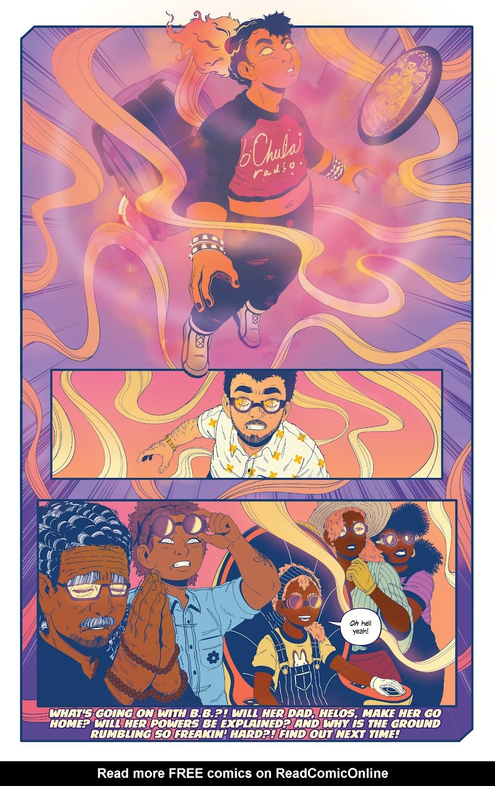 Read online b.b. free comic -  Issue #3 - 24