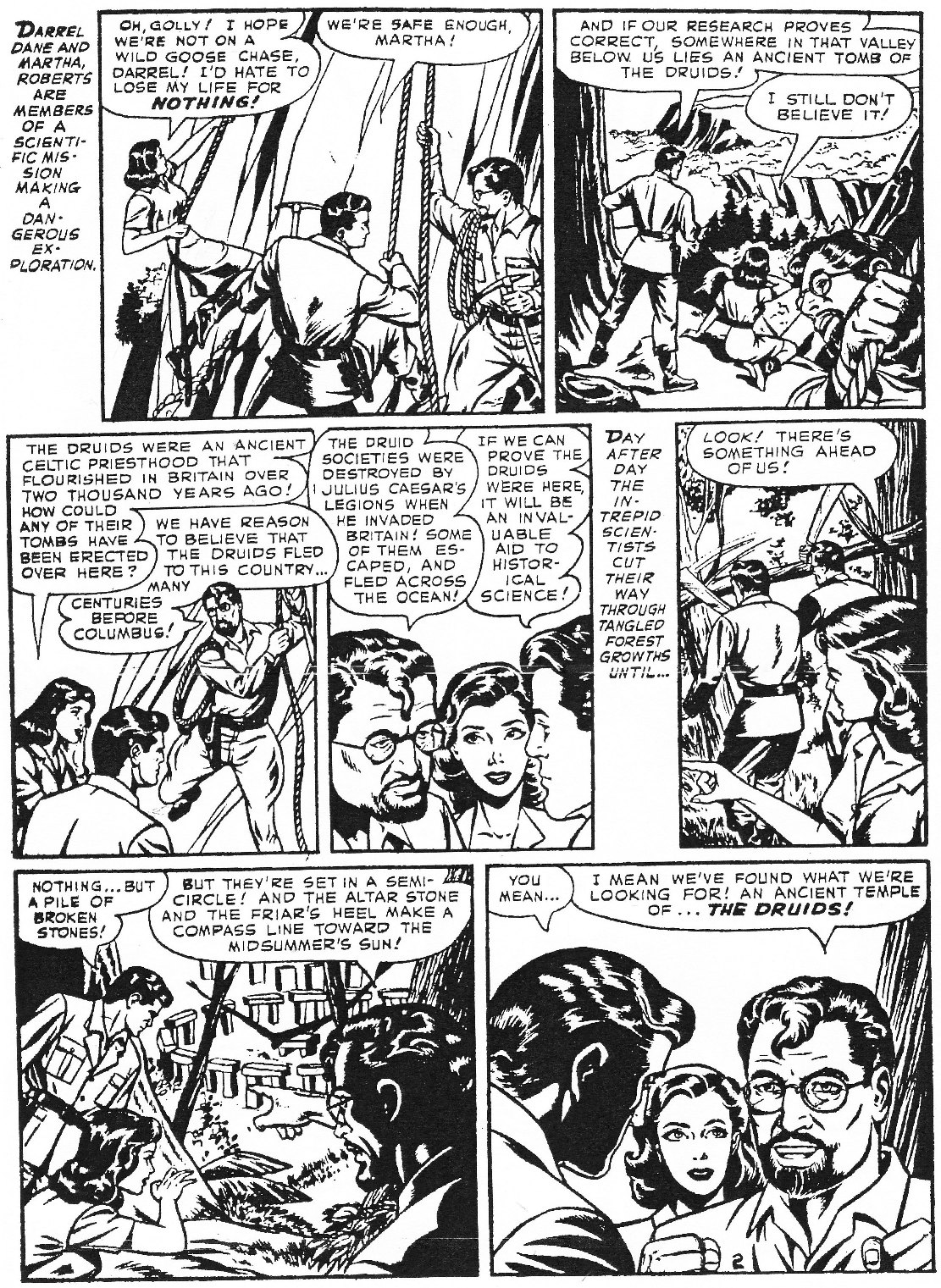 Read online Men of Mystery Comics comic -  Issue #74 - 44