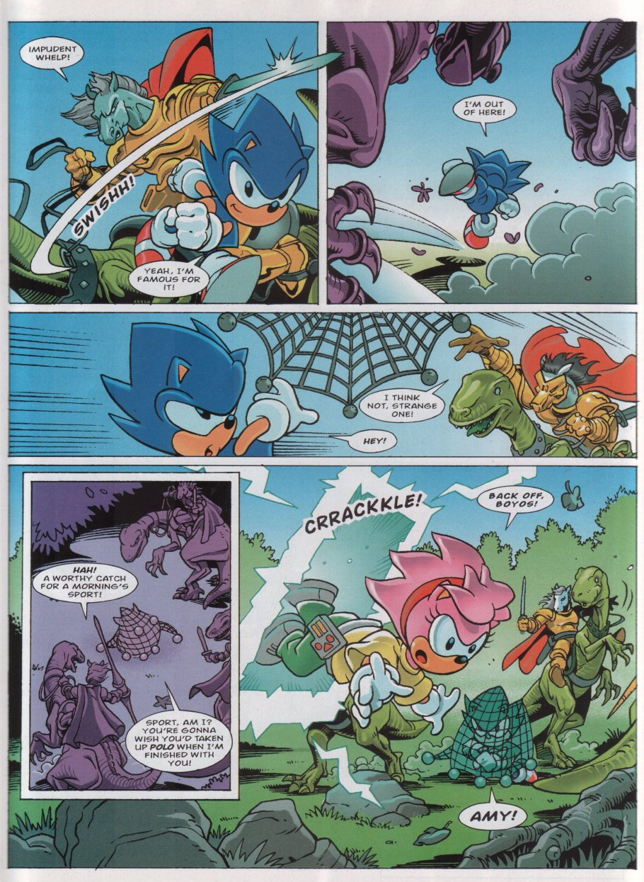 Read online Sonic the Comic comic -  Issue #160 - 3