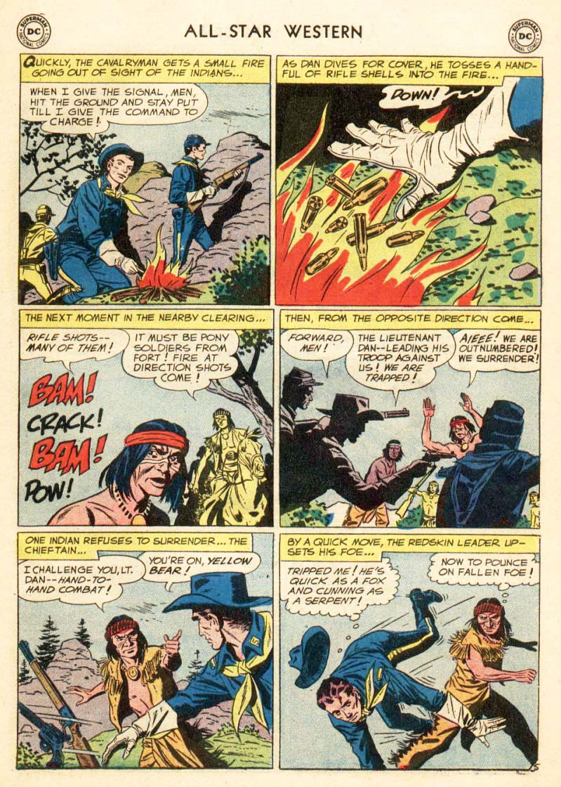 Read online All-Star Western (1951) comic -  Issue #97 - 19