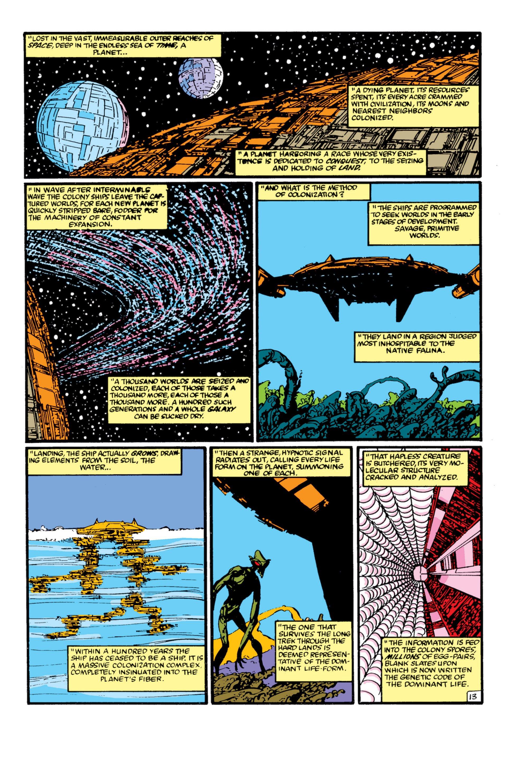 Read online Alpha Flight (1983) comic -  Issue #4 - 13