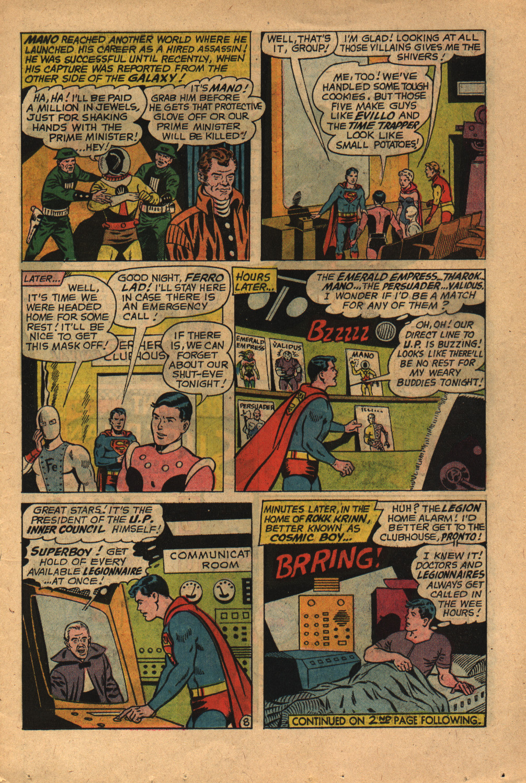 Read online Adventure Comics (1938) comic -  Issue #352 - 11