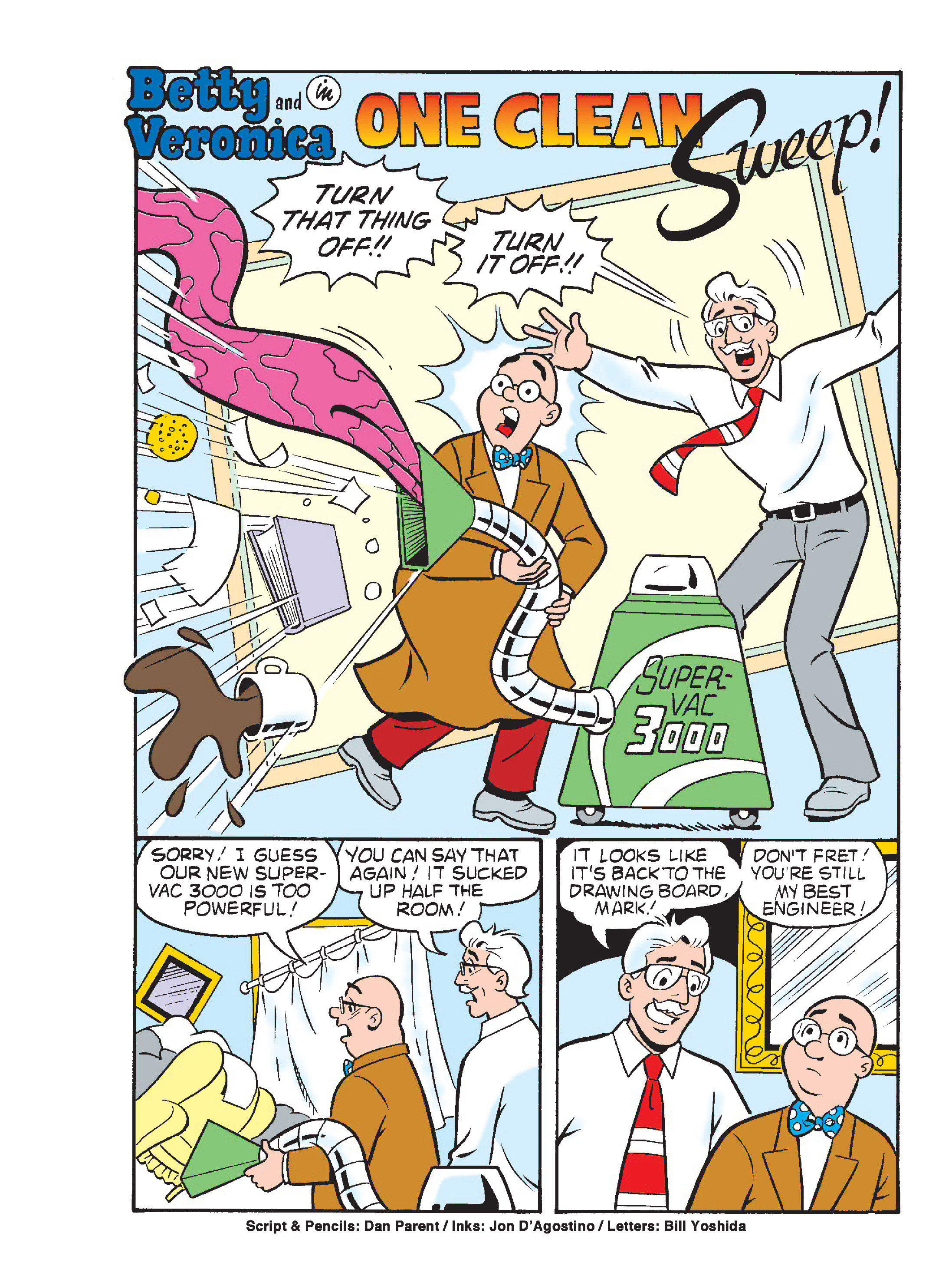 Read online Archie's Funhouse Double Digest comic -  Issue #23 - 115