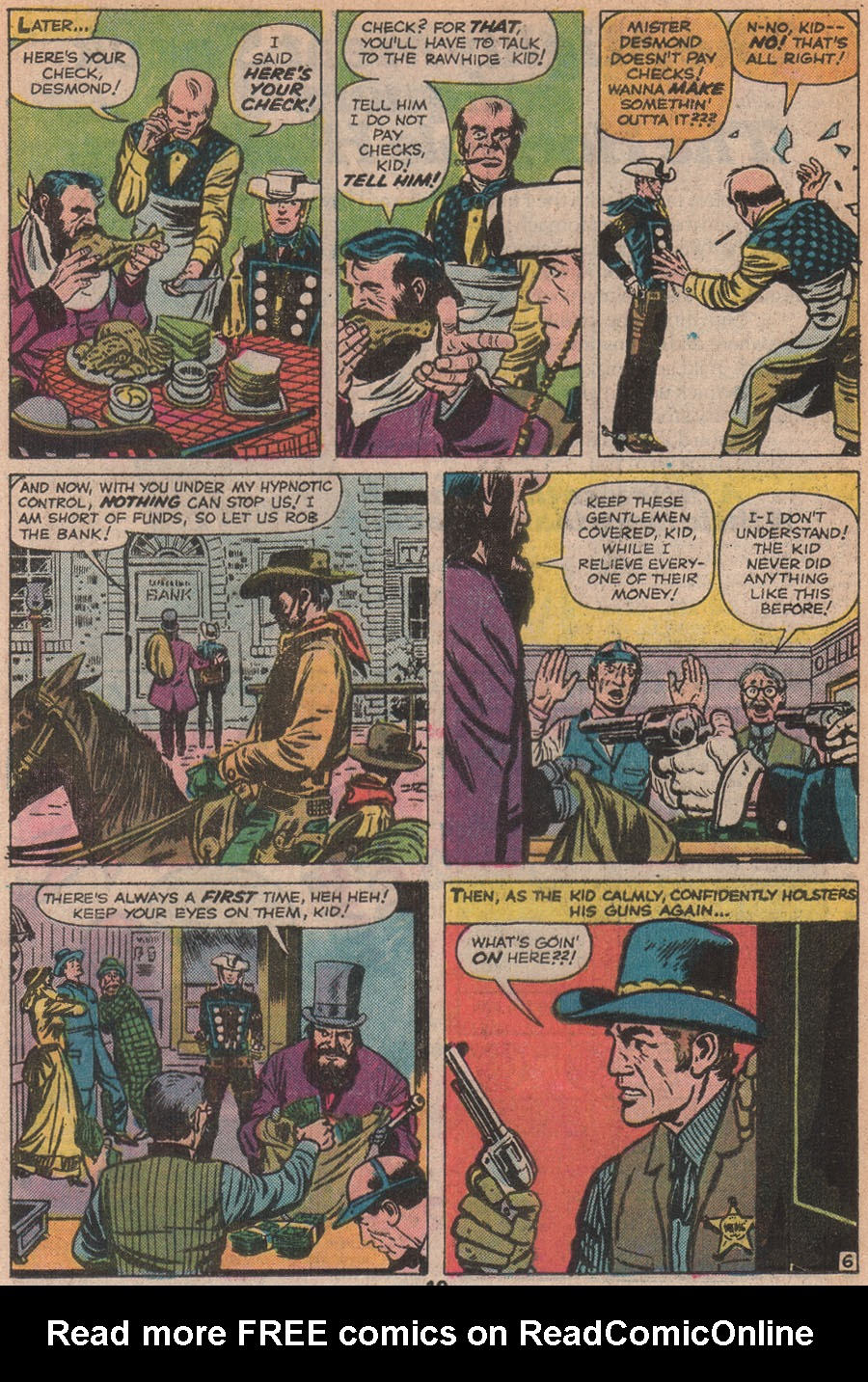 The Rawhide Kid (1955) issue 134 - Page 12