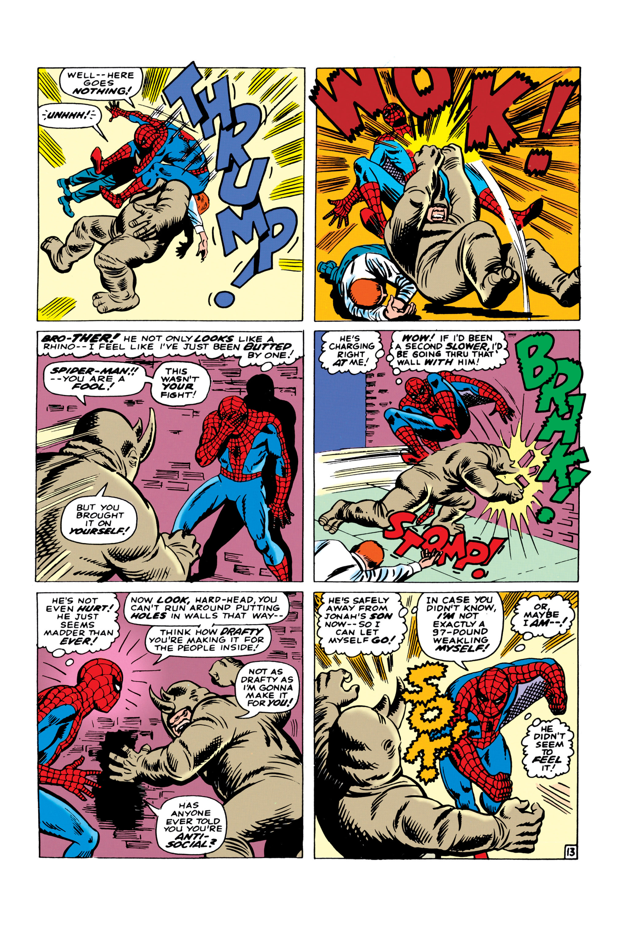 The Amazing Spider-Man (1963) 41 Page 13