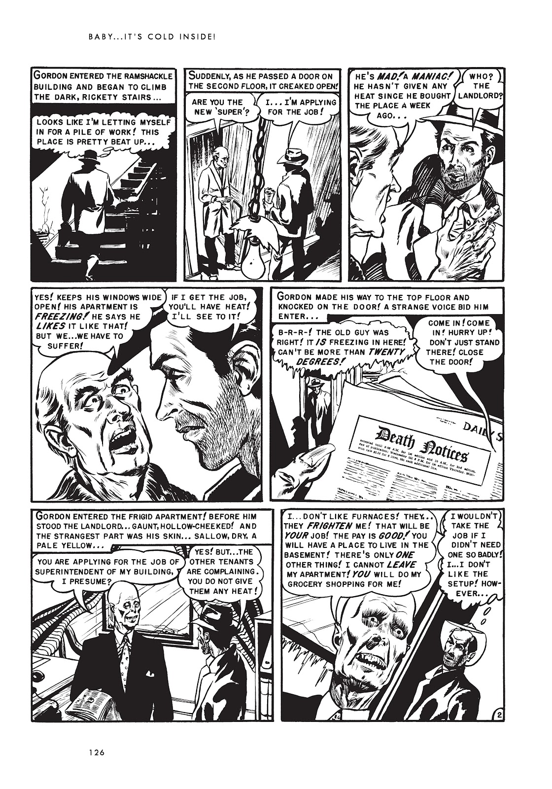 Read online Doctor of Horror and Other Stories comic -  Issue # TPB (Part 2) - 42