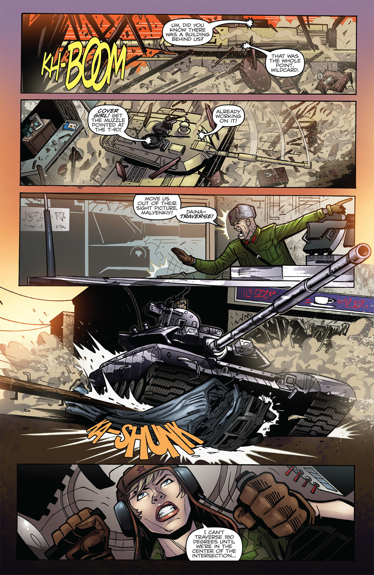 G.I. Joe: A Real American Hero 173 Page 12