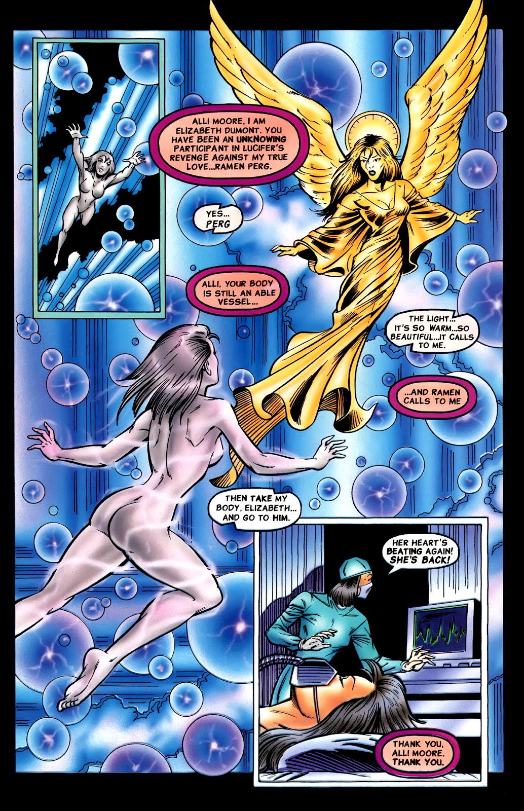 Read online Perg comic -  Issue #8 - 18