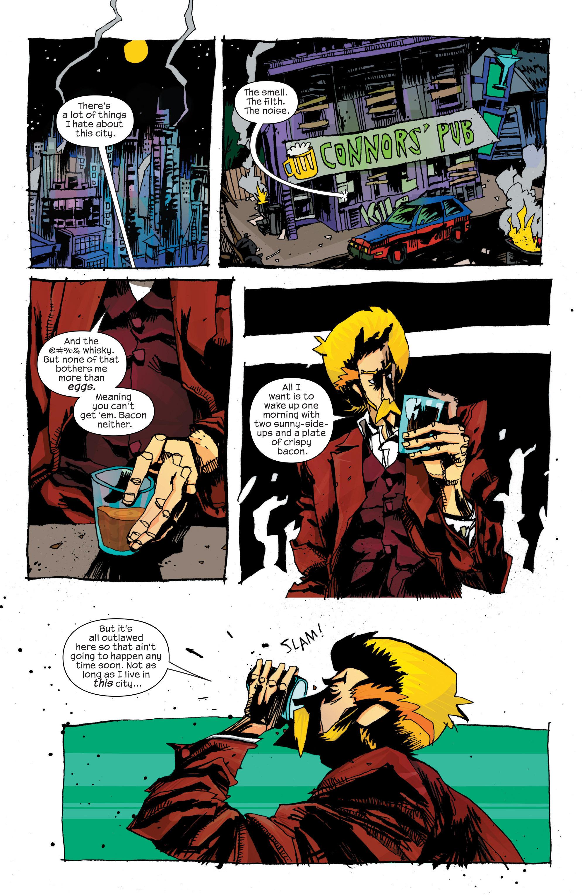 Read online Secret Wars Journal/Battleworld comic -  Issue # TPB - 210