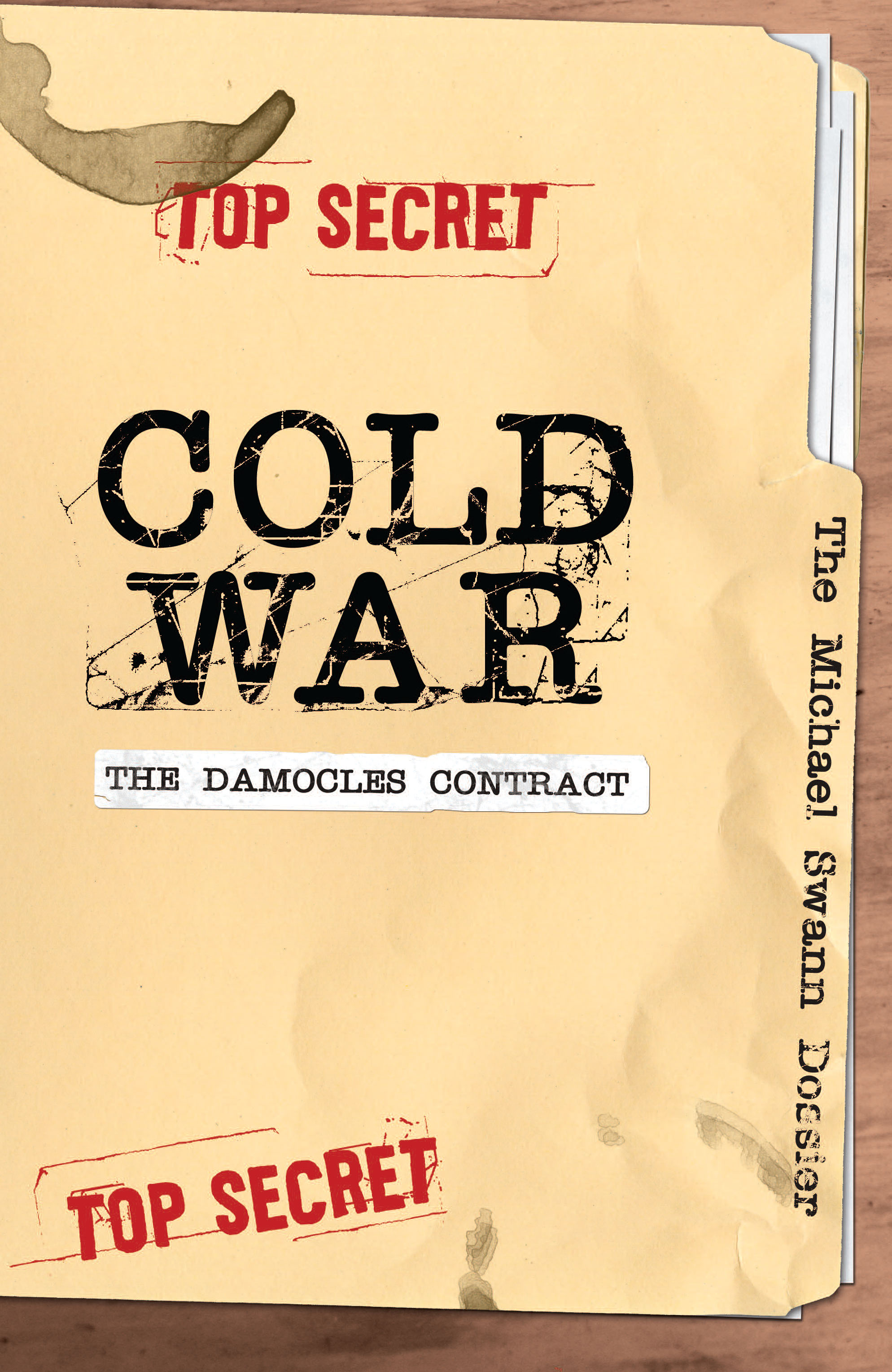 Read online Cold War comic -  Issue # TPB - 136