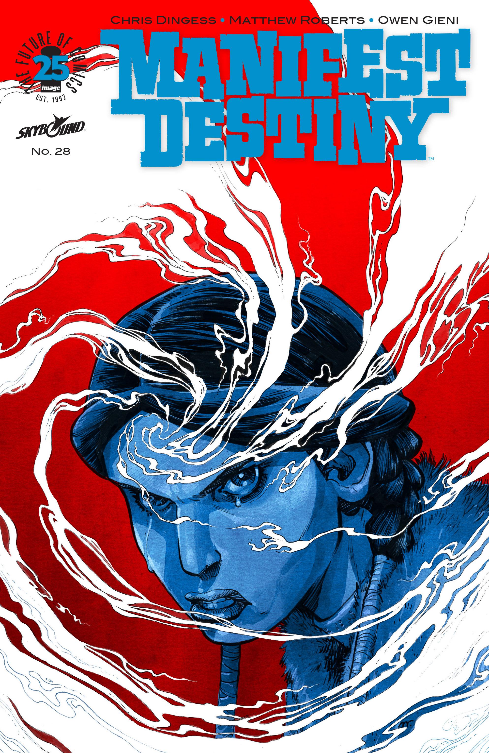 Read online Manifest Destiny comic -  Issue #28 - 1