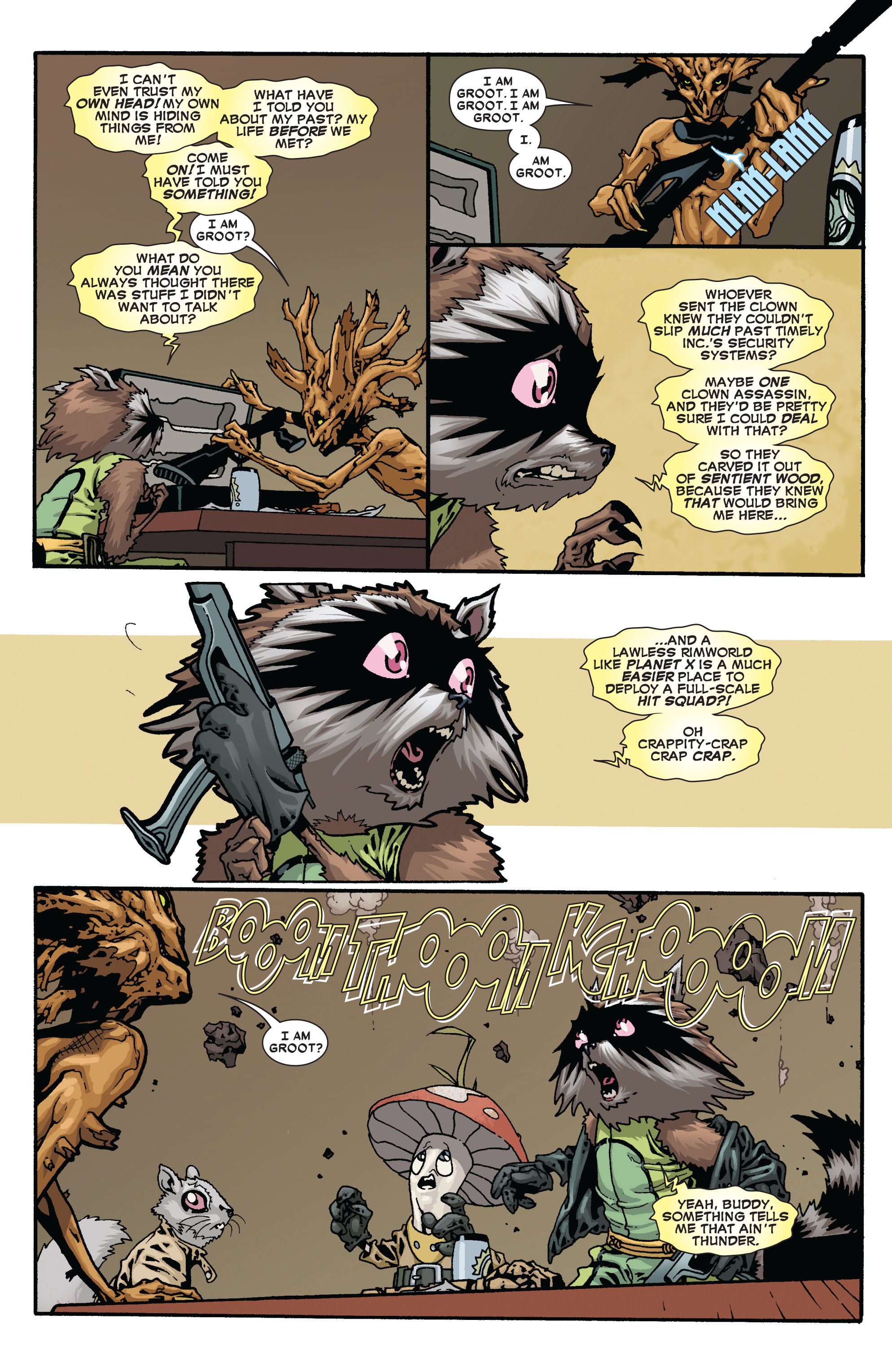 Read online Annihilators comic -  Issue #2 - 34