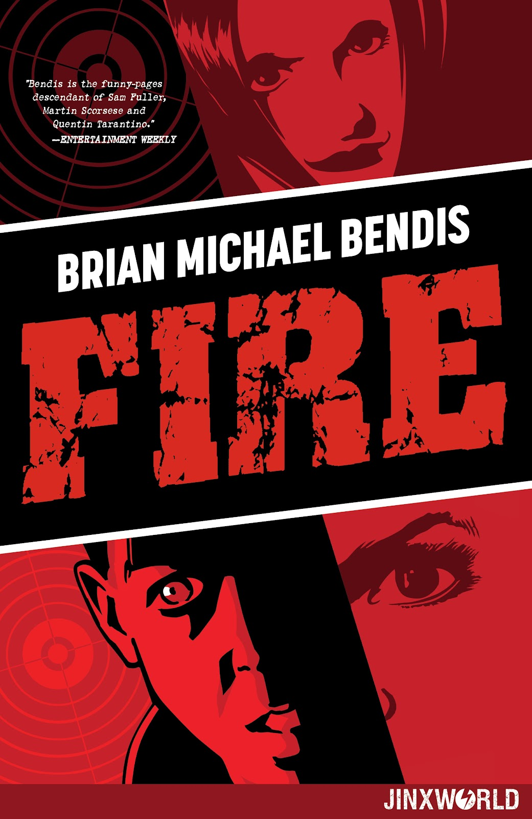 Read online Fire (2019) comic -  Issue # TPB - 1