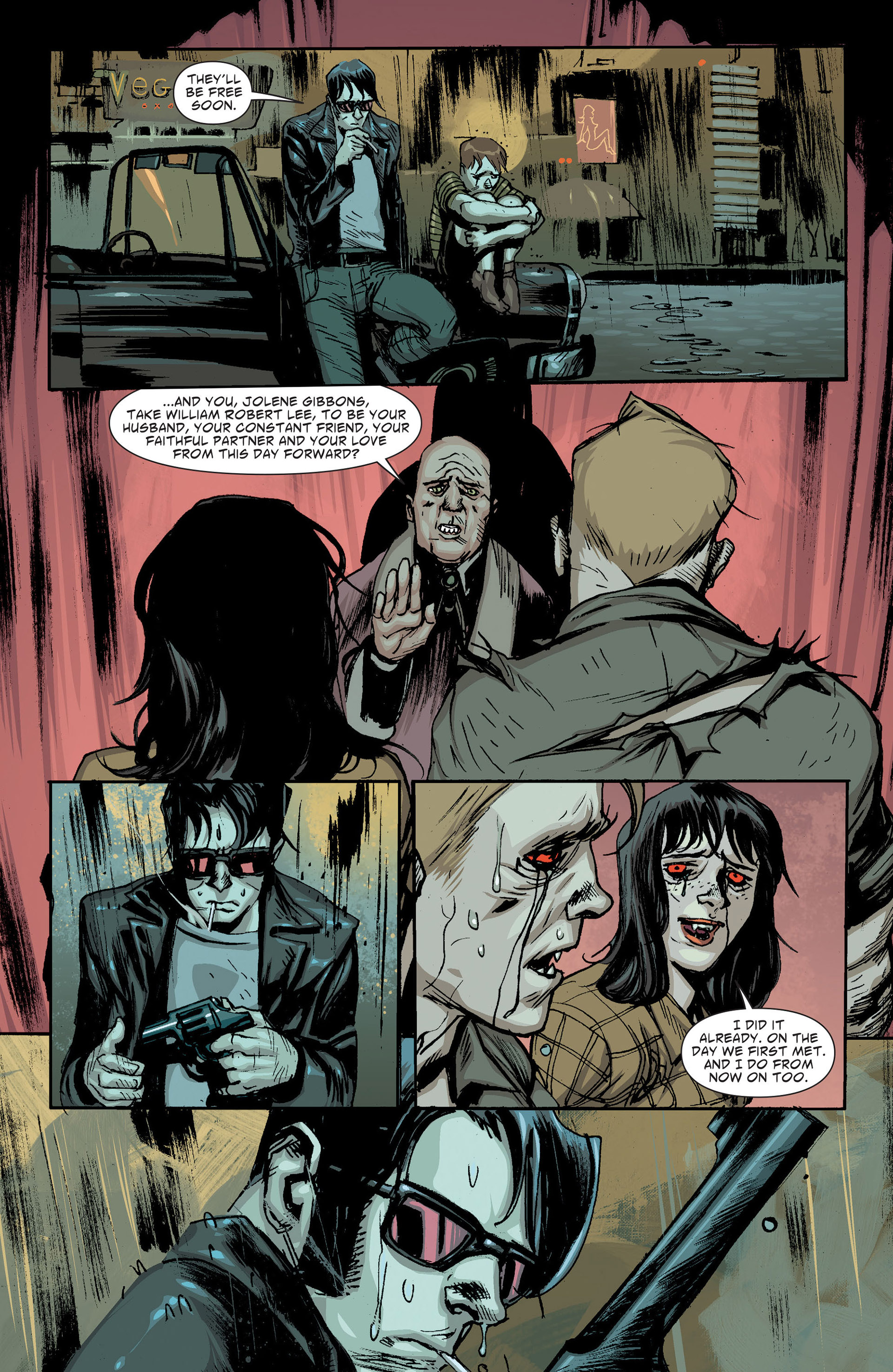 Read online American Vampire: The Long Road To Hell comic -  Issue # Full - 51