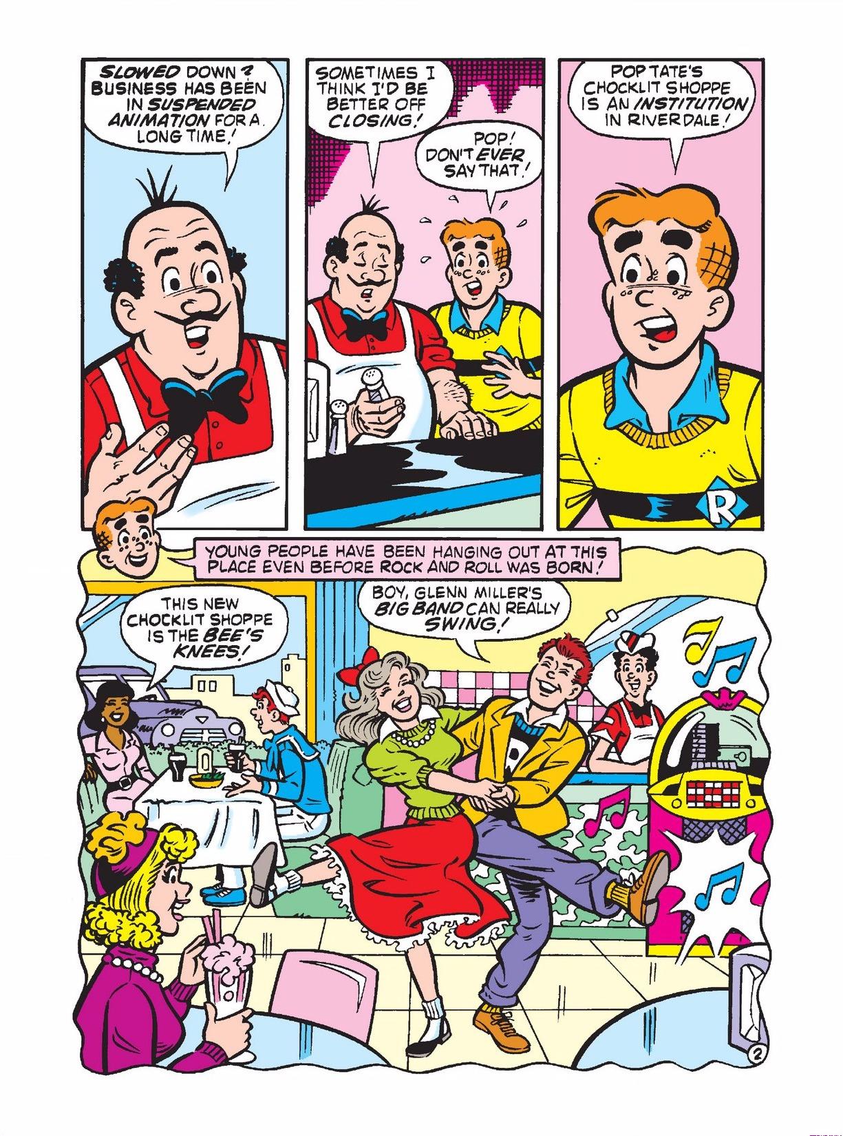 Read online Archie 1000 Page Comics Bonanza comic -  Issue #3 (Part 1) - 117
