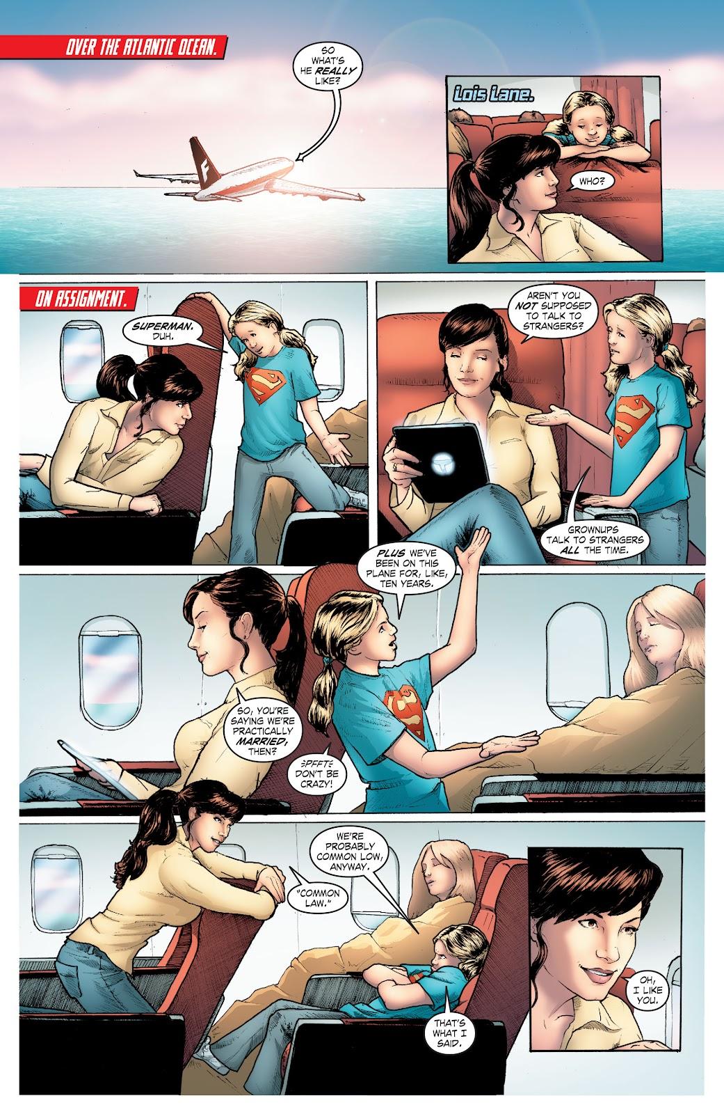 Read online Smallville Season 11 [II] comic -  Issue # TPB 4 - 103