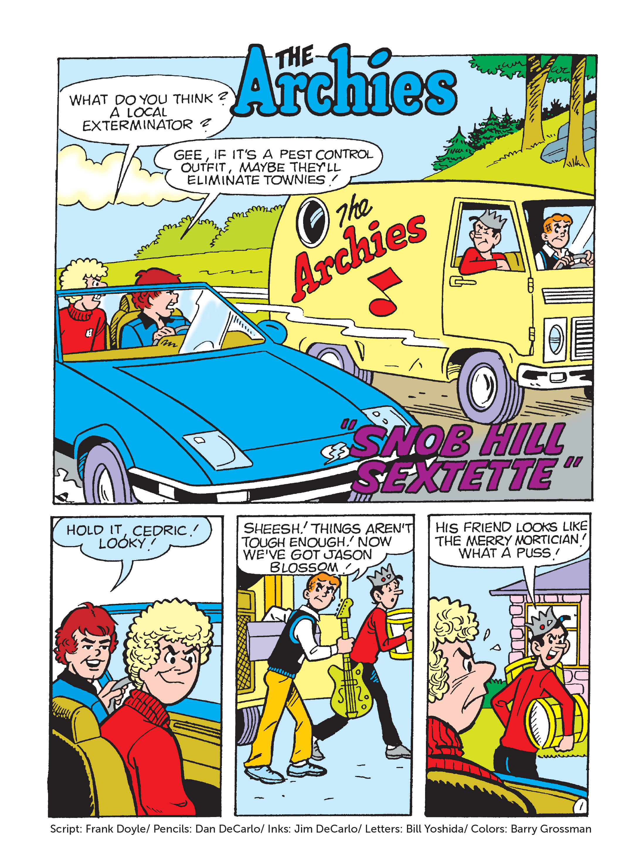 Read online Archie 75th Anniversary Digest comic -  Issue #1 - 58
