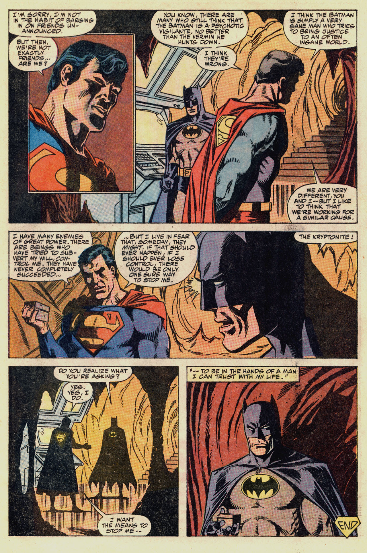 Read online Action Comics (1938) comic -  Issue #654 - 33
