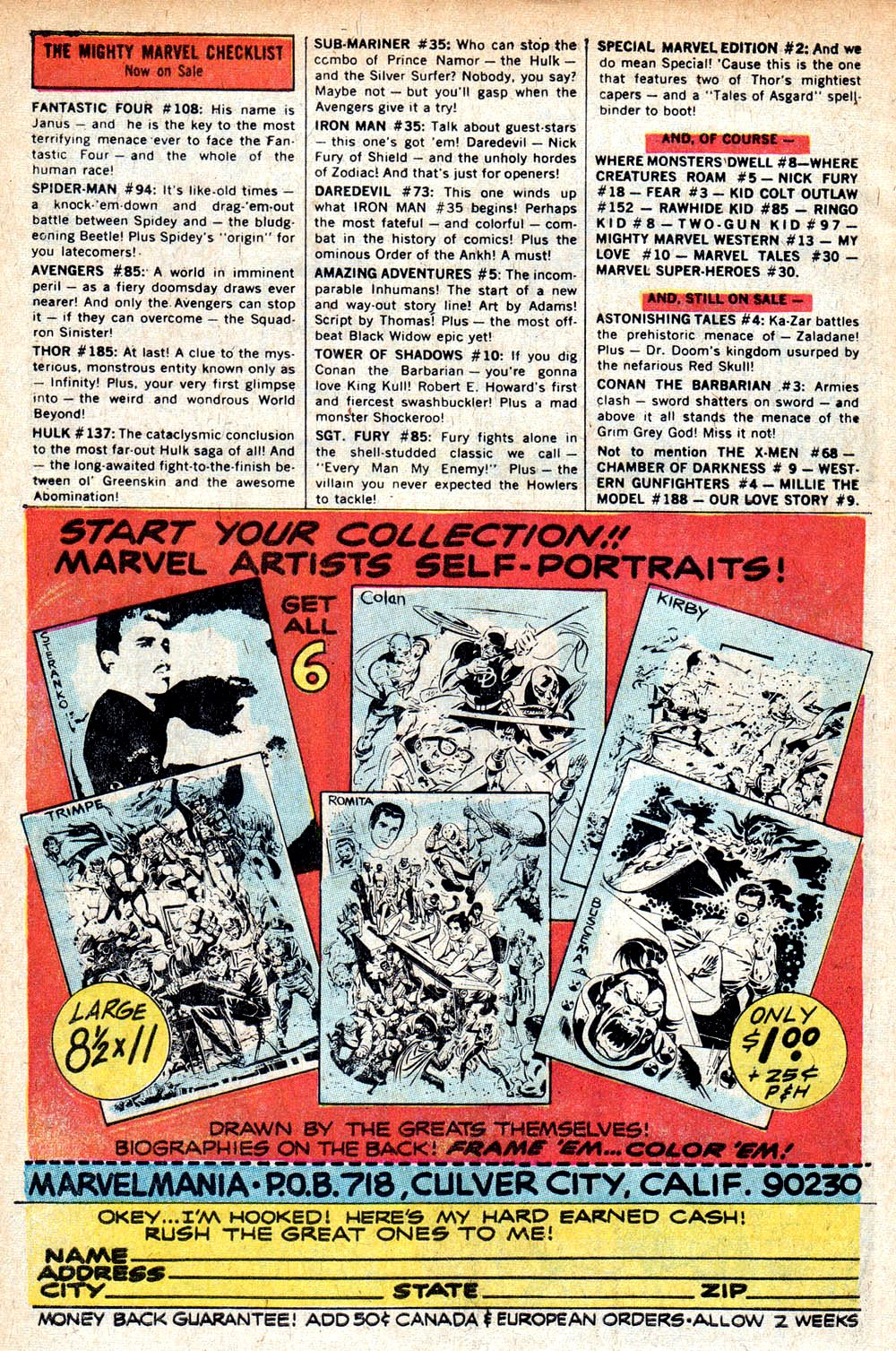 Read online Sgt. Fury comic -  Issue #85 - 10