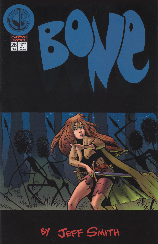 Bone 1991 Issue 26