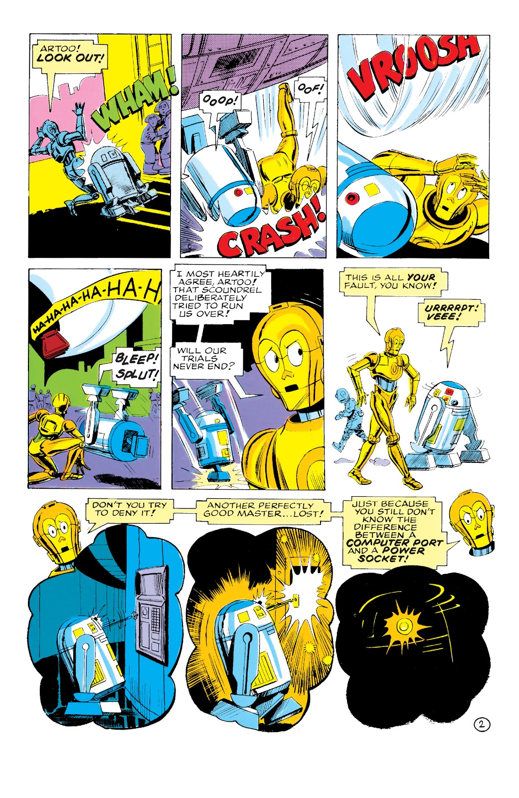 Star Wars: Droids (1986) issue 5 - Page 3